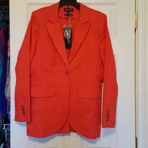NWT -Spiegel Red Jacket